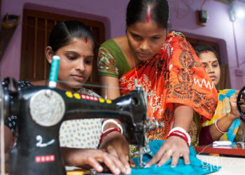 Gospel for Asia (GFA) –Discussing the life of Jinsy who, like millions of women are searching for a way they can escape poverty. In desperation, many turn to manual labor. This is Jinsy's story, and that of a sewing machine.