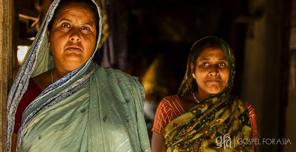 Discussing the widows' lives, like Kata who, through abuse, instability, difficulty, discovers the God who cares for the poor and fatherless.