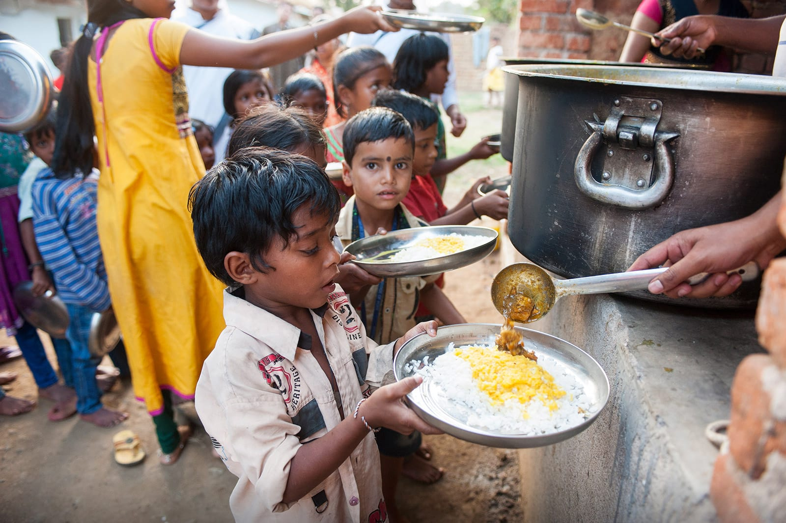 On World Hunger Day, May 28, GFA World reports growing desperation in India as it supports efforts to help thousands starving amid COVID 19